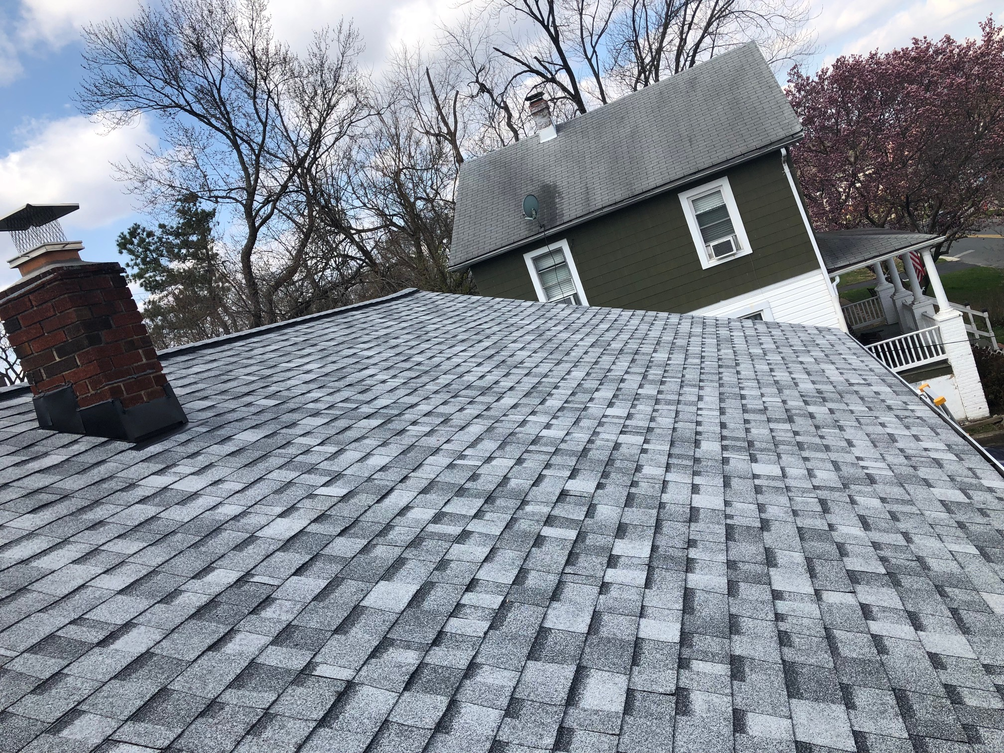 Maryland Residential Roofing Company Roof Right In