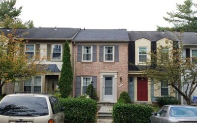 Roof Replacement in Gaithersburg