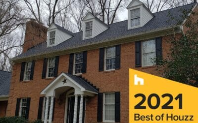 Roof Right Wins Best of Houzz 2021