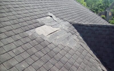 How To check shingles for signs of a bad roof